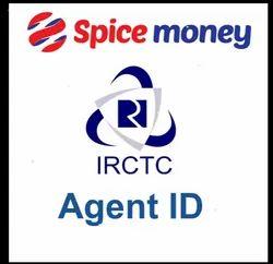 Unlimited Multi City spice money irctc railway agent id service, Pan India