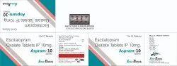 Escitalopram Oxalate 10mg Tablets