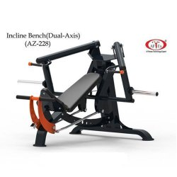 Dual Axis Incline Bench
