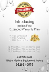 LASER On Site Extended Warranty Services, in MP - CG, 1 Year