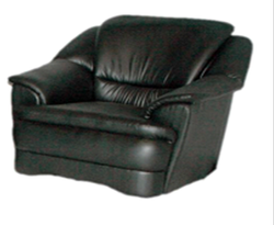 Wooden Single Seater Sofa