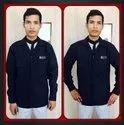 Cotton Collar Neck Ikya Winter Jacket, Size: Medium