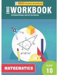10Th Indian Talent Olympiad Mathematics Book For Class 10, English