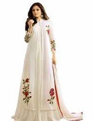 Pakistani Designer Georgette Suit