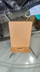 Folding Wooden Mobile Stand, Size: Large