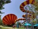 FRP Water Park Slides