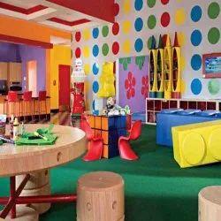 Play School Interior Designing Service