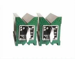 Leak Proof Magnetic V Blocks