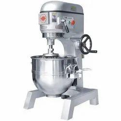 Berjaya Planetary Mixer, Model BJY-10L, Capacity: 10 Ltr