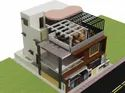 Construction Commercial Building Design Service, In Pan India