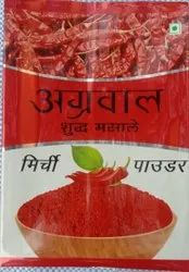 Agrawal Red Chilli Powder, Packets