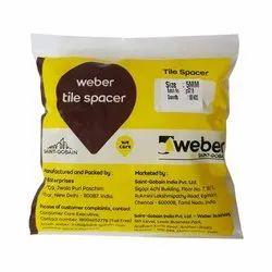 Weber tile spacer
