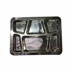 American Mess Compartment Plate