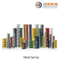 Metal Springs With Plating, for Industrial