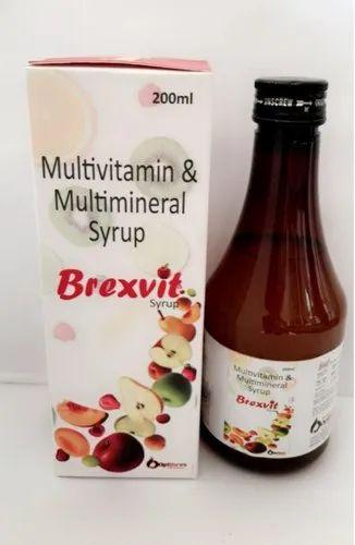 Brexvit 200ml Syrup