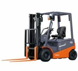 Electric Forklift Rental Service