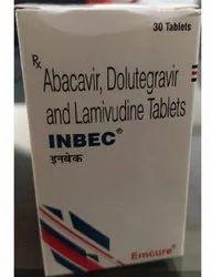 Abacavir Dolutegravir and Lamivudine Tablets