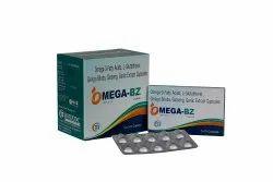 Omega-3 Fatty Acid, L-Glutathione, Ginkgo Biloba, Ginseng, Multivitamin Capsules