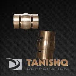 Tanishq Marine Brass Parts, Gold, Size: 2 Inch