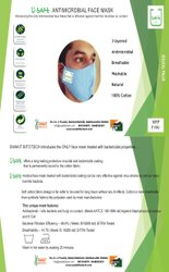 Reusable U safe Mask