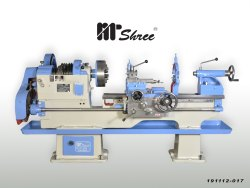 SHREE Cast Iron Single Spindle Automatic Lathe Machines