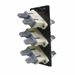 6-PAK Sc Adapter Plate