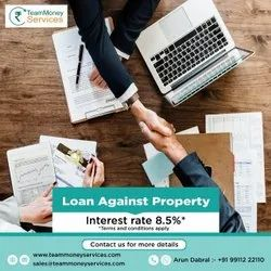 Loan Against Property Services, 30 Years, Up To 10 Crore