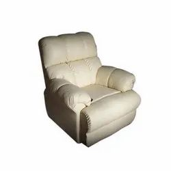 Biscuit Back Recliner Chair