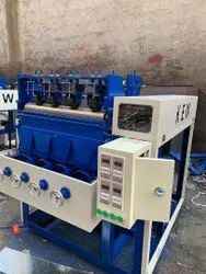 Automatic Steel Scrubber Making Machine