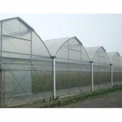 Transparent Net Polyhouse
