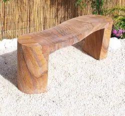 Sandstone Garden Benches