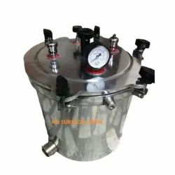 12x12 Inch Cooker Type Autoclave