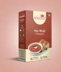 Farm King 100gm Pav Bhaji Masala, Packaging Size: 50 g, Packaging Type: Box