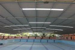 Swimming Pool Tensile Cover