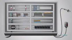 Brisk Digital PLC Panel, For Industrial, IP55