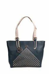 Arya Handbags Ladies Handbag, Size: 26*37 Cms