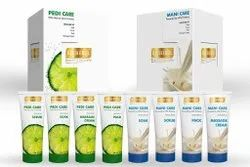 Richfeel Mani Care and Pedi Care Combo Set, 25 g Pack of 8, Box