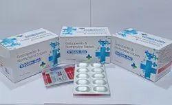 Gabapentin 400mg and Nortriptyline 10mg Tablet
