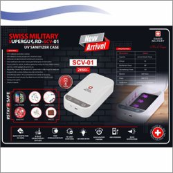 Swiss Military Oxy Sanitizer Box