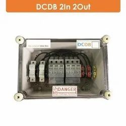 SOLBOX DCDB 2IN 2OUT