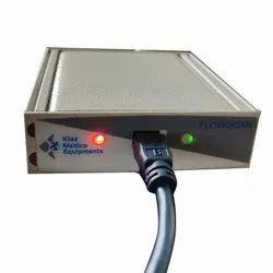 Digital Gravimetric Type Uroflow Meter PC Based