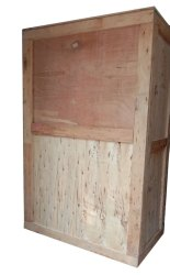 Hard Wood Industrial Wooden Packaging Box