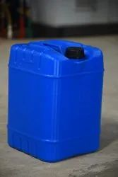 Plastic Edible & Non-Edible Hdpe Square Drums, For Food, Box Capacity: 12 -27 Liters