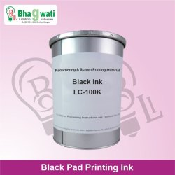 Black / White Pad Printing Ink