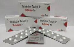 Betahistine Hydrochloride 24mg Tablet for Hospitals,Nursing Homes & Doctors