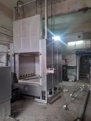 Stress Relieving Bogie Hearth Furnace