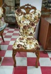 Designer Armless Chair