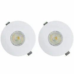 LED Ceiling Spot Light Lamp Bulb Cool White Light 6000k Recessed Downlight 2 Watt