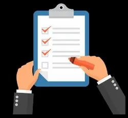11 Month ISO9001 Form Filling Services, Service Provider