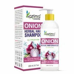 KAZIMA Onion Herbal Hair Shampoo